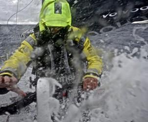 © Stefan Coppers/Team Brunel/Volvo Ocean Race