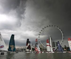 Act 9, Singapore - Day 1 - Fleet