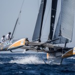 Final day of MARSEILLE ONE DESIGN 2014 GC32,