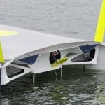 voile, test de retournement, avril, 60 pieds, technique, sailing, jauge, cominaison de survie, survival