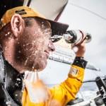 2014-15, Abu Dhabi Ocean Racing, Leg6, OBR, VOR, Volvo Ocean Race, onboard, Justin Slattery, face, wash, hygiene
