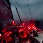 2014-15, ACTION, LEGS, Leg 6, OBR, Team SCA, VOR, Volvo Ocean Race, night, onboard, red lights
