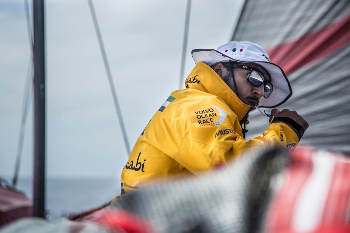 2014-15, Abu Dhabi Ocean Racing, Leg6, OBR, VOR, Volvo Ocean Race, onboard, Adil Khalid, hygiene, musto