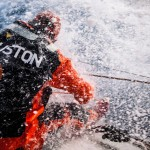 2014-15, Leg6, OBR, ONBOARD, TEAM ALVIMEDICA, VOR, Volvo Ocean Race, Ryan Houston, splash, sails