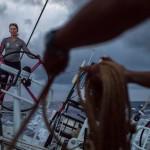 2014-15, ACTION, LEGS, Leg 6, OBR, Sam Davies, Team SCA, VOR, Volvo Ocean Race, onboard, helm
