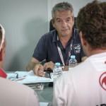Volvo Ocean Race, VOR, 2014-15, hearing, ISAF, jury, protest, Team SCA, Dongfeng Race Team, MAPFRE, Bernard Bonneau