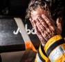 2014-15, Abu Dhabi Ocean Racing, Leg 8, VOR, Volvo Ocean Race, onboard, Roberto Bermudez de Castro, chuny, hands, Bay of Biscay