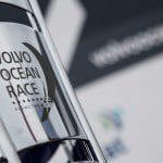 2014-15, Volvo Ocean Race, VOR, Gothenburg, Inport, Prize giving, trophy