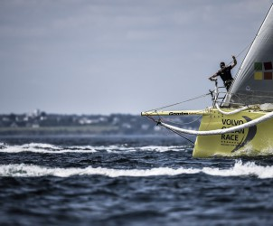 2014-15, VOR, Volvo Ocean Race, Inport, Lorient, Team Brunel