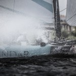 Act4, Cardiff, Chris Draper, Day4, ESS, Extreme Sailing Series, Fleet, GAC Pindar, James Wierzbowski, Kazuhiko Sofuku, Multihull, Seve Jarvin, Stadium Racing, Tyson Lamond, UK