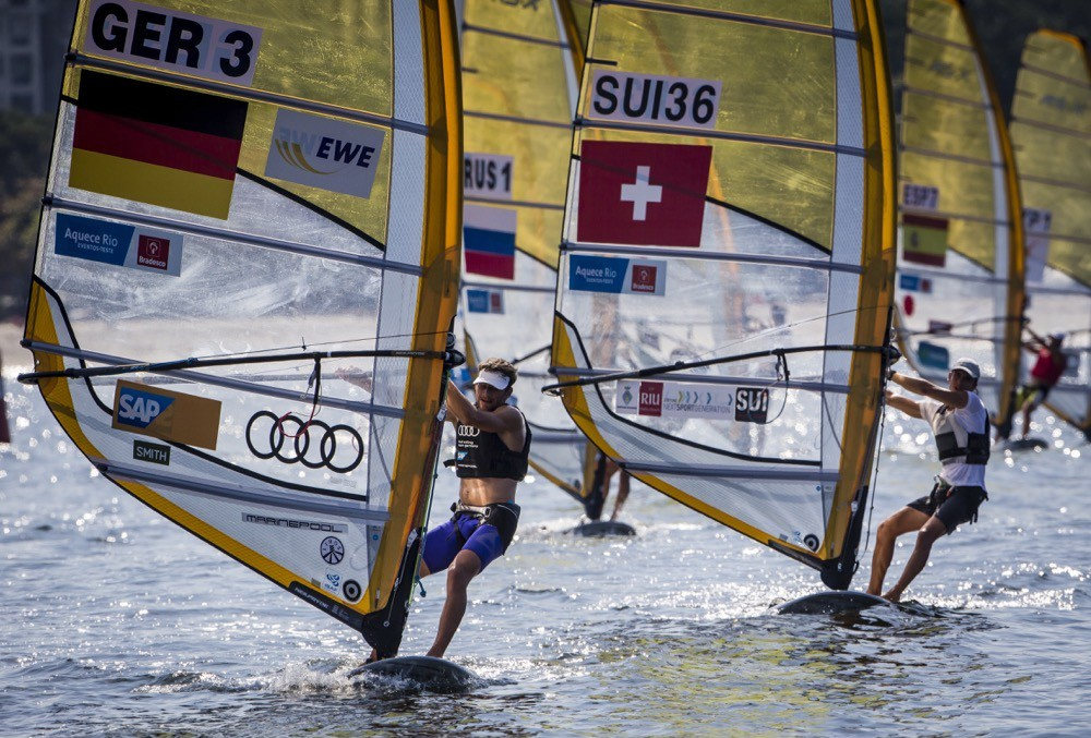 Aquece, Aquece RIO test event 2015, GERToni WilhelmGER TW1, olympic, Rio, RS:X M, test event