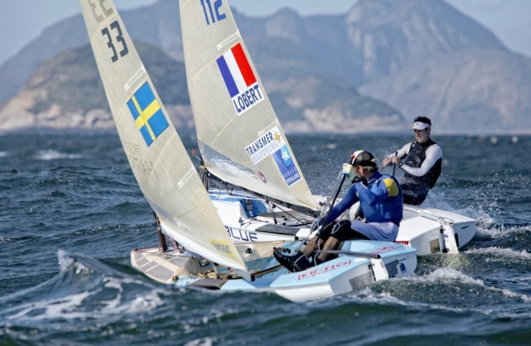 action, adrenalin, athletic, athlets, Brasil, Brazil, breeze, Brésil, colour, crew, design, dinghy, Fédération Française de Voile, fiberglass, Finn, fleet, fun, horizontal, International Sailing Federation, ISAF, ISAF Sailing World Cup, Jonathan Lobert, liquid, mast, ocean, Olympic, Olympic class, Olympic sailing, one design, outdoor, performance, physical, propulsion, regatta, Rio 2016, Rio de Janeiro, sail, sailing, sea, sport, sunny, tactic, team, team work, test event, training, trim water, water, weather, wind, wind surf, yacht, yachting