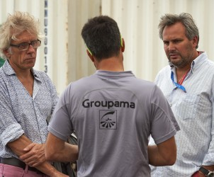 GROUPAMA, TEAM FRANCE, FRANCK CAMMAS, AC45, AC35, CATAMARAN