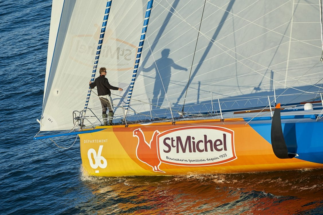 STMICHEL-VIRBAC, JEAN-PIERRE DICK, IMOCA, MONOCOQUE, VOILE, SAILING