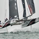GC32, Foiling Catamaran, Qingdao, China, The Extreme Sailing Series