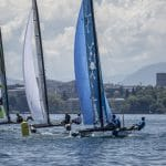 Sailing, Regatta, Lac Léman, Flying Phantom, FP, Phantom International, Genève, Sport, Outdoor, Régate, Voile, Foils, Catamarans de sport, Multihull, Swiss FP Series, YCG, Yacht Club de Geneève
