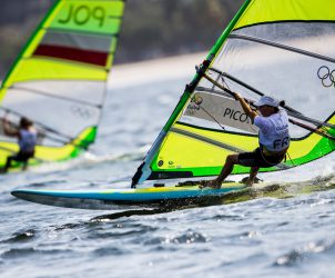 2016, Classes, FRA Charline Picon FRACP 3, Olympic Sailing, RS:X Women, Rio 2016 Olympic Games, Rio 2016 Olympics, World Sailing