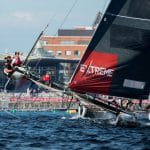 Cardiff, Day4, ESS, Extreme Sailing Series, GC32, Team Extreme Wales, Vincent Curutchet