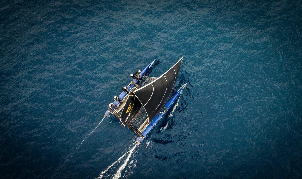 Extreme sailing, Fastest boats, GC32, GC32 Racing Tour, GC32 VILLASIMIUS CUP, MAMMA AIUTO!, Sardinia, Villasimius, catamaran, foiling, foiling catamaran, one design yacht, sailing, speed, yachting