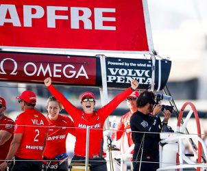 Training,Pre-race,MAPFRE,2017-18,Támara Echegoyen,MAPFRE In-Port Race Alicante