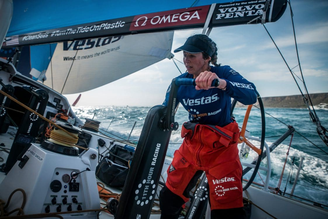 Start,Grinding,Commercial,Volvo Penta,Harken,2017-18,on board,on-board,Vestas 11th hour Racing,Leg 01,Race Suppliers,Hannah Diamond,OMEGA,Official Timekeeper,Alicante-Lisbon