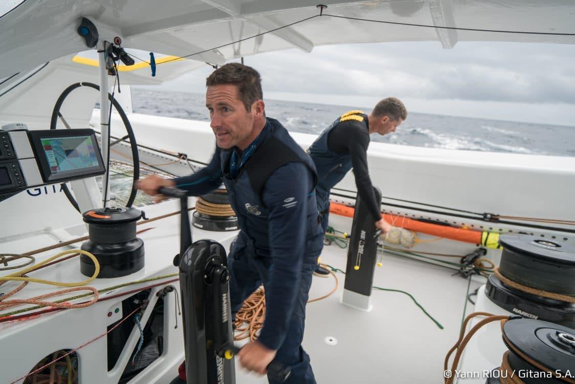 Gitana 17, Onboard, Sebastien Josse, Thomas Rouxel