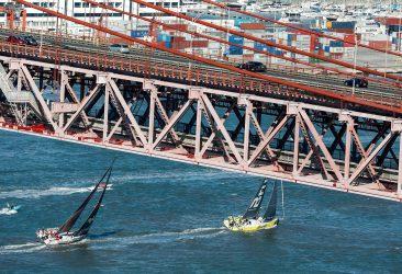Start,Leg 2,Bridge,Portugal,Lisbon,2017-18,port, host city,Team Brunel,Team Sun Hung Kai/Scallywag,Lisbon-Cape Town