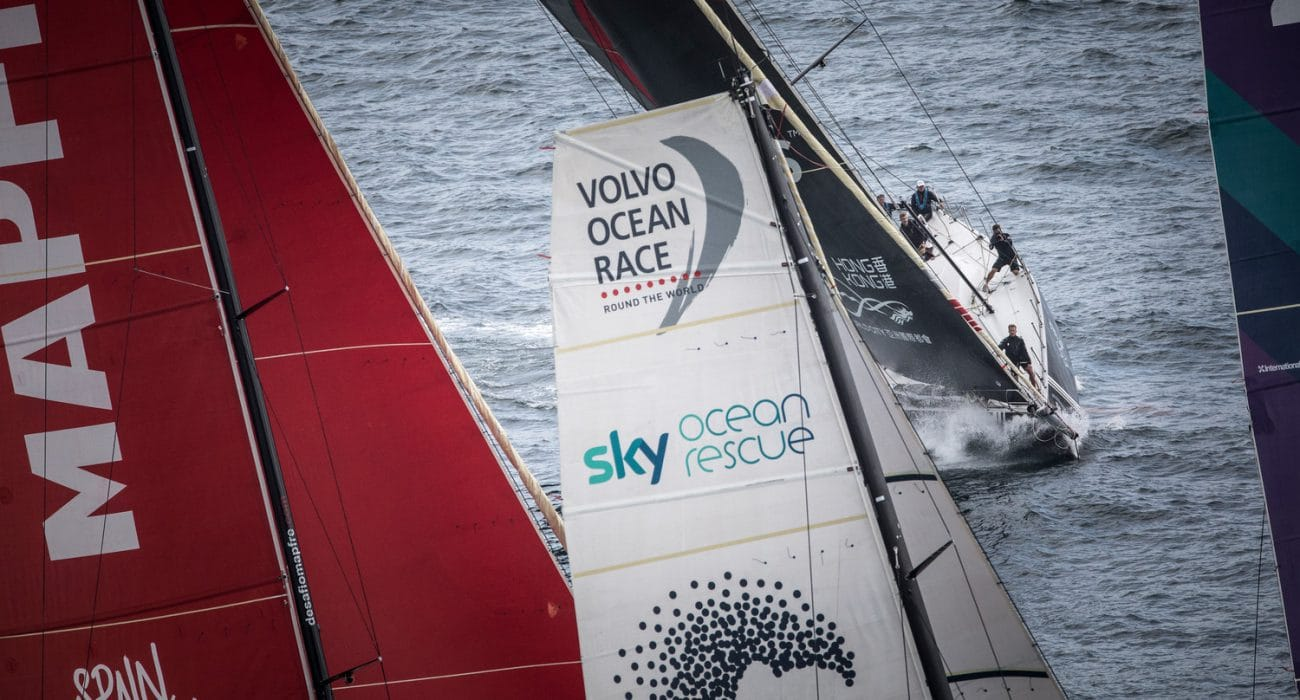 Aerial,Commercial,Portugal,Lisbon,2017-18,port, host city,Team Sun Hung Kai/Scallywag,Kind of picture,Sky Ocean Rescue, The Mirpuri Foundation In-Port Race