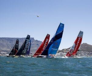 2017-18, Cape Town, Cape Town-Melbourne, Fleet, Leg 3, South Africa, Start, host city, port, 2017-18|Cape Town, 2017-18|Fleet, 2017-18|Leg 3|Start
