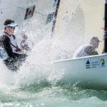 153 FRA 112 Jonathan Lobert (M) Finn, Classes, Finn, Olympic Sailing, Sailing Energy, World Cup Series Miami, World Sailing