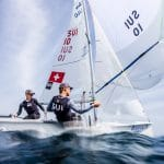470 M, CLASSES, Olympic Sailing, SUI 10 7 David Biedermann (M) Jann Schuepbach 470 Men, Sailing Energy, World Cup Series Hyeres, World Sailing
