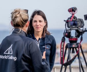CLASSES, FRA 4 Charline Picon (W) RS:X Women, Olympic Sailing, RSX Girls, Sailing Energy, World Cup Series Hyeres, World Sailing