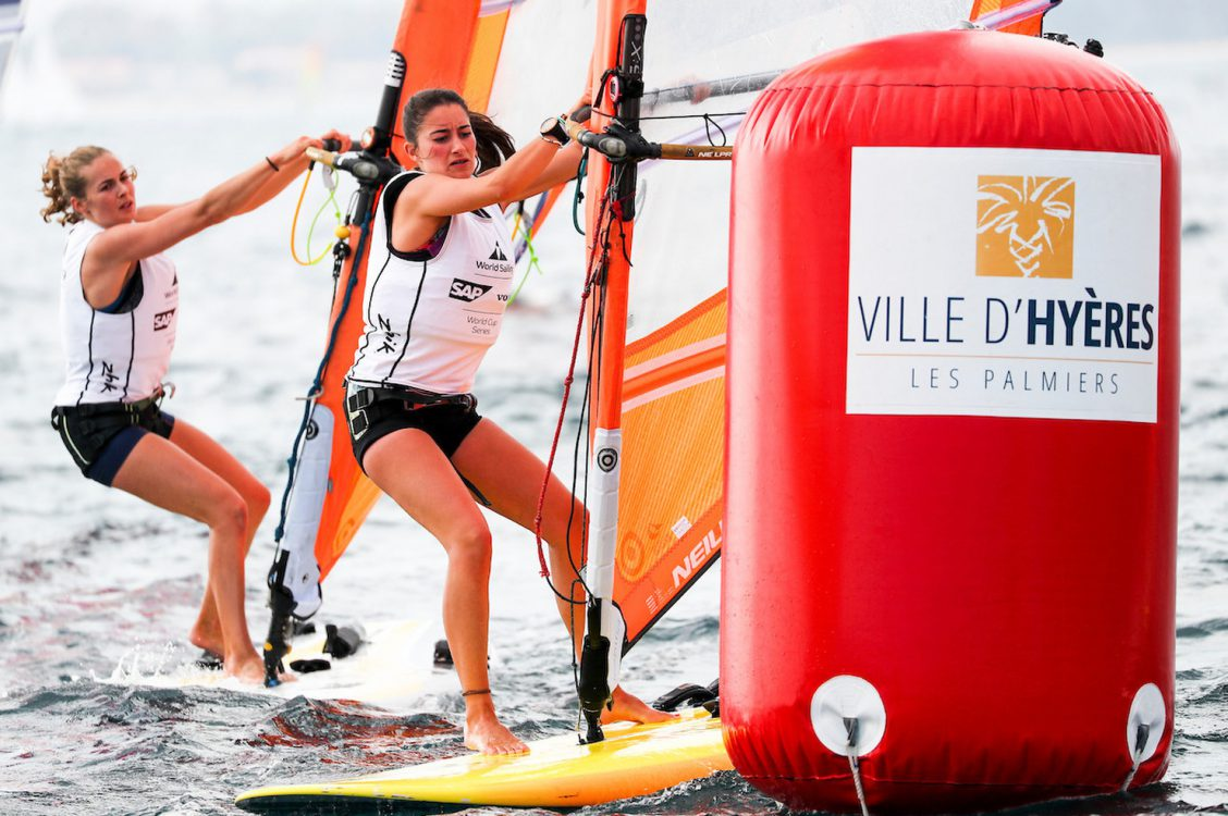 CLASSES, Olympic Sailing, RSX WOMEN, Sailing Energy, World Cup Series Hyeres, World Sailing